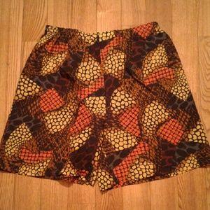 Handmade Silk Boxers 30 NWOT